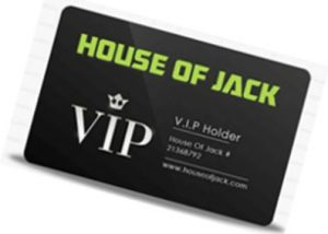 VIP Program at House of Jack Casino